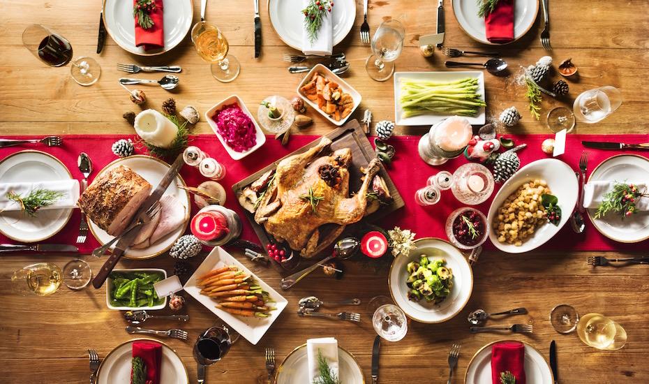 Proper Overindulgence Over the Holidays