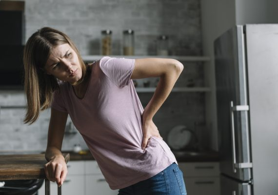 Don't Let Housework Be a Pain in Your Back